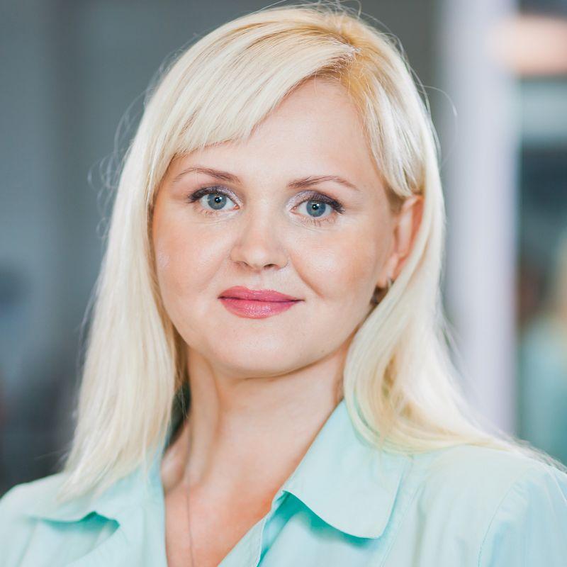 Наталья Солодовникова