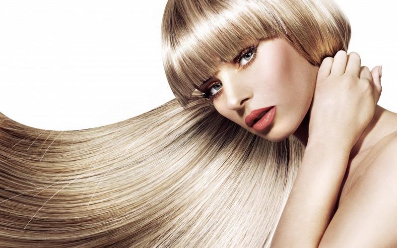 Восстановление повреждённых волос