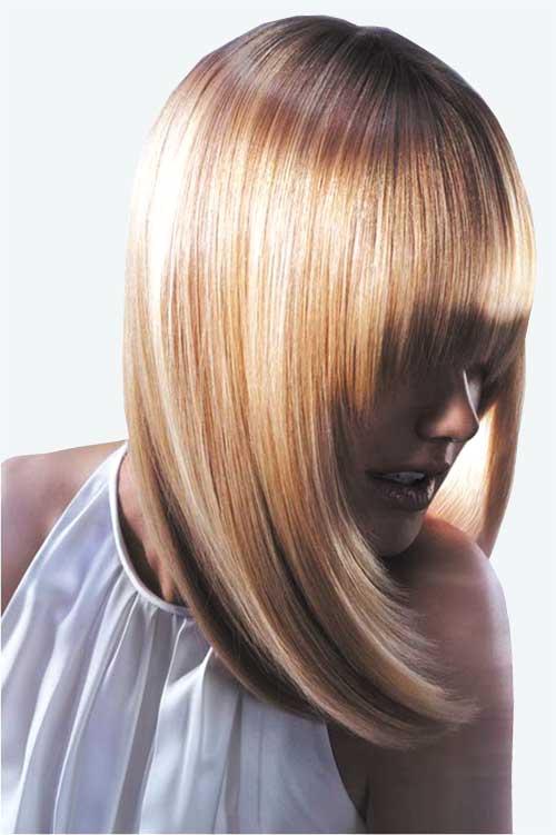 SPA-окрашивание волос